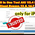 iFrpfile All In One Tool AIO V2.4 Free Tool iCloud 13 & 14.7