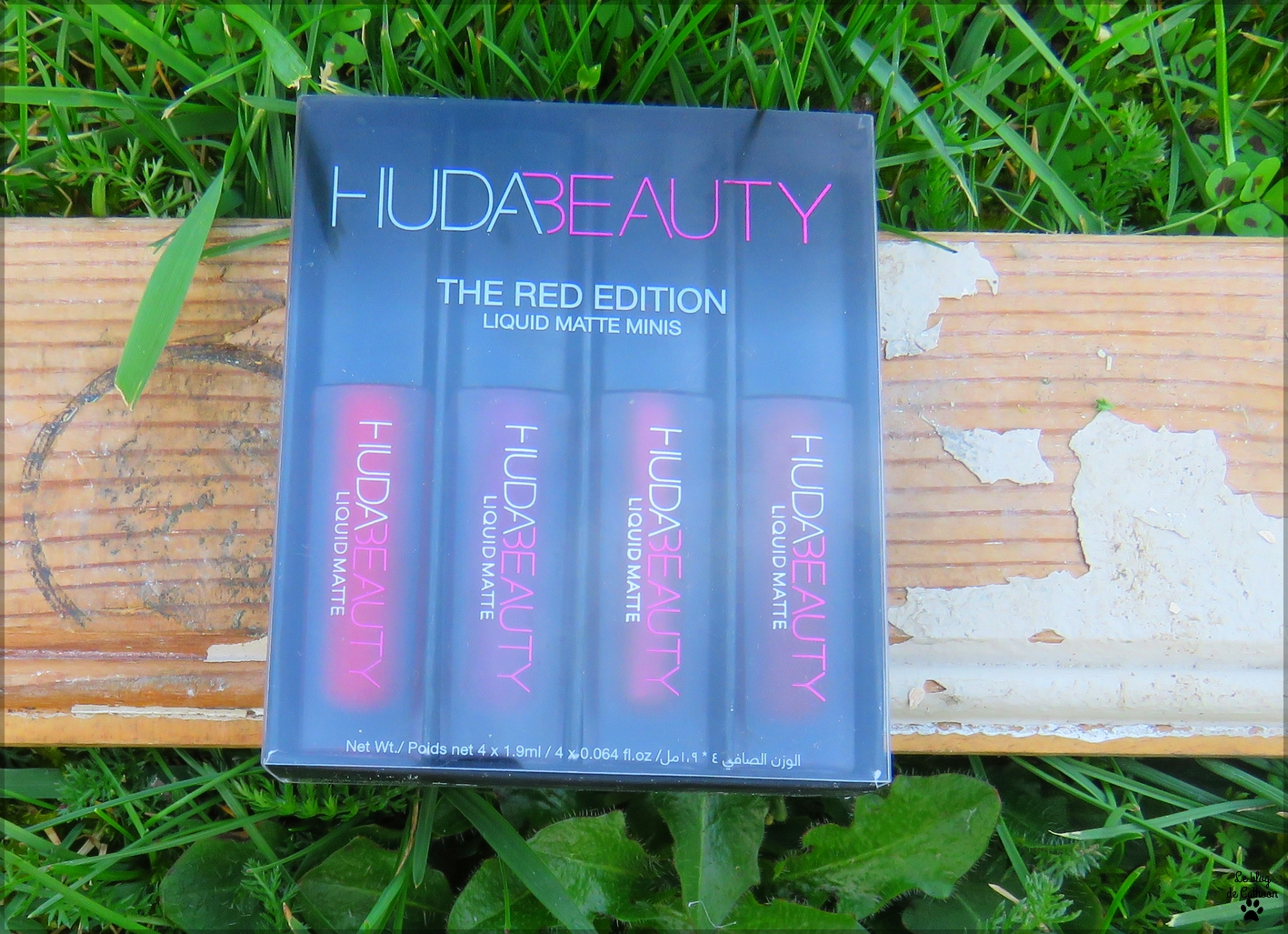 The Red Edition - Liquid Matte Minis - Huda Beauty