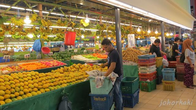 Ample Food Market Hours