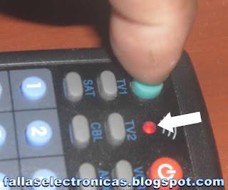 configuracion de control remoto