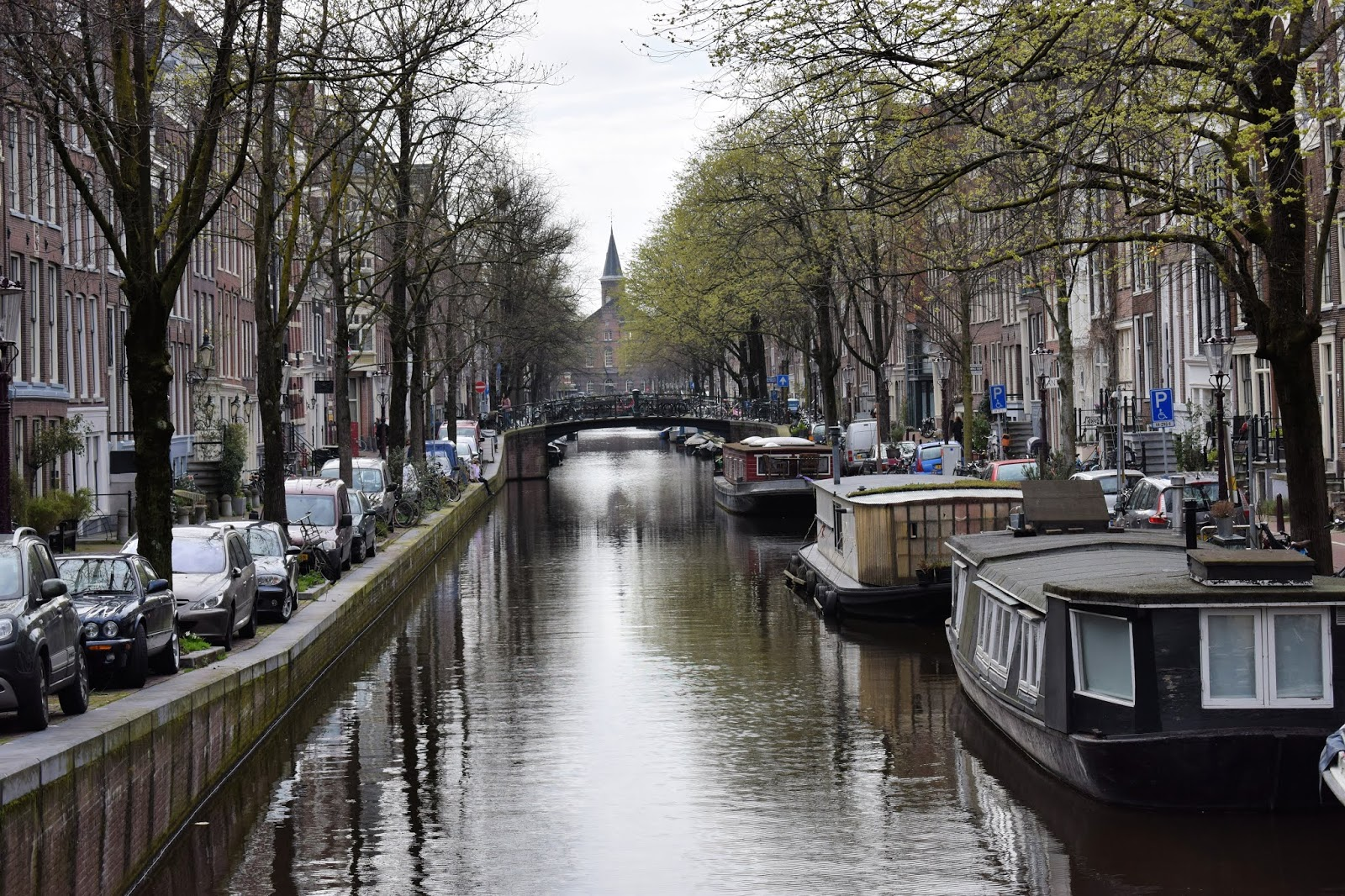 A mini City guide to Amsterdam