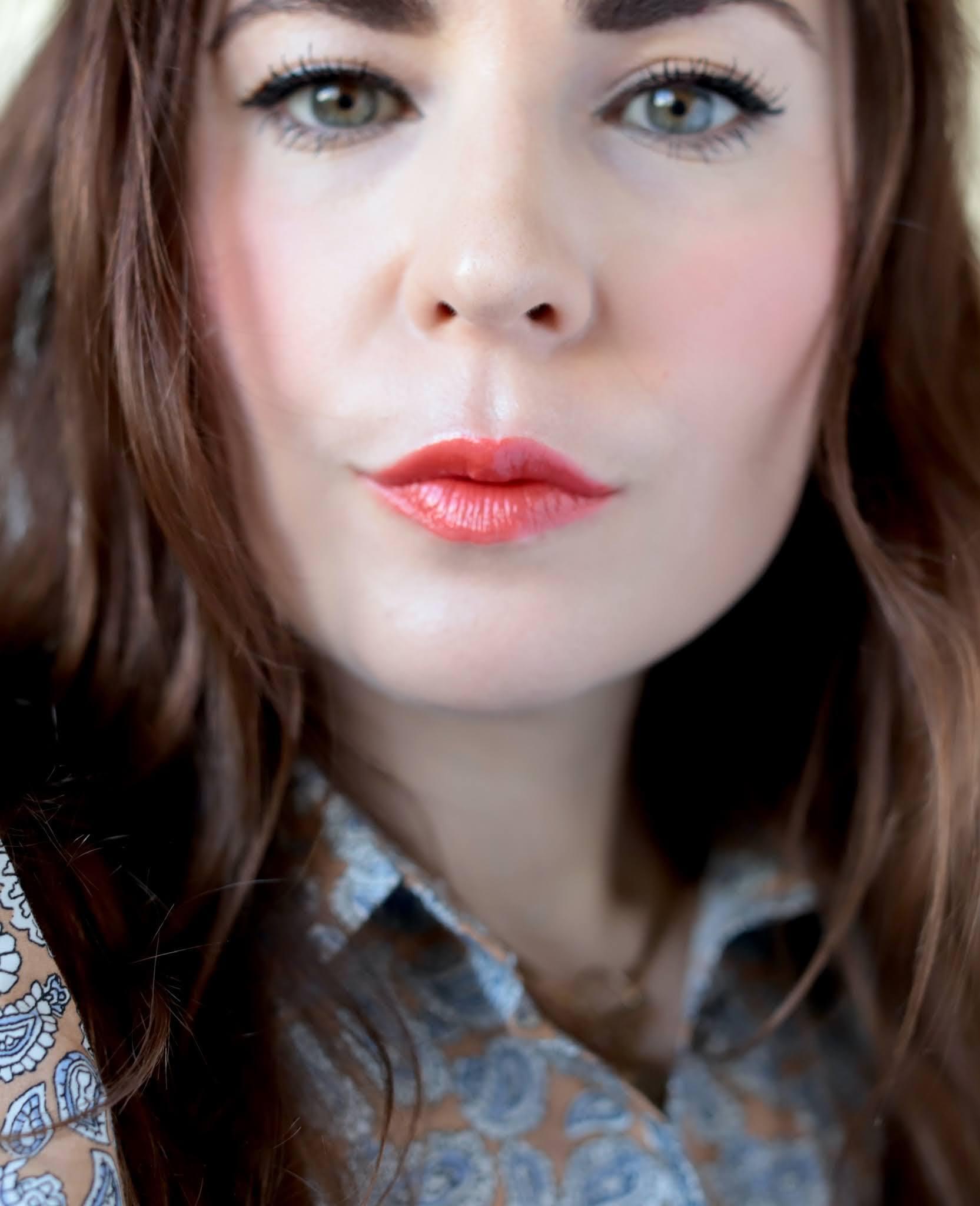 chantecaille maquillage été 2021 lip chic capucine