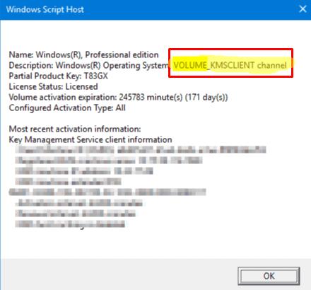 كيف تعرف  إذا كان Windows 10 أصليًا أم لا | أفضل الطرق لمعرفة السريال الاصلى من المضروب