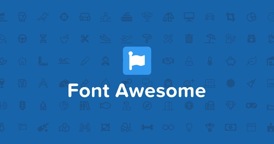 [教學] 因為這個原因他放棄了Font Awesome!