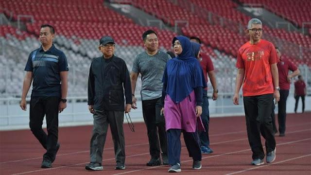 Tim KPK Ditangkap, Jubir Wapres Benarkan Ma'ruf Amin ke PTIK