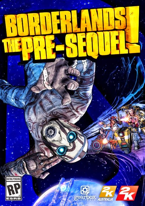 Cover Art de Borderlands Pre-Sequel