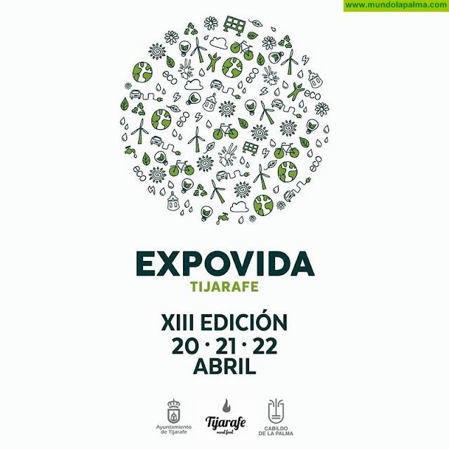 Tijarafe presentala XIII edición de ExpoVida
