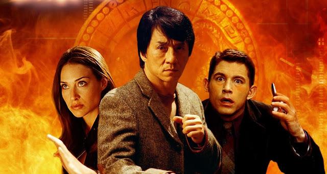 Jackie Chan Filmleri Madalyon - Kurgu Gücü