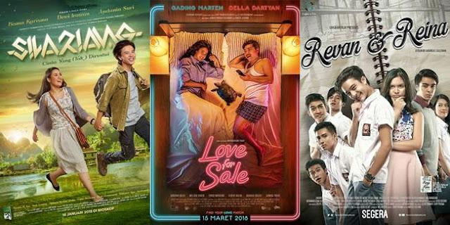 rekomendasi Film Romantis Indonesia 2018 Terbaru dan Terbaik yang Bikin Baper