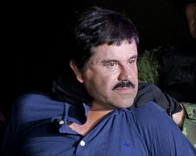 Habla El Chapo Guzman hay alguien arriba de mi en el Cártel