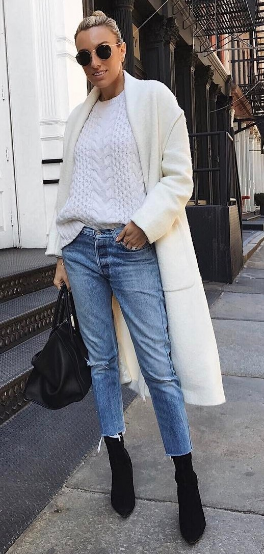 Outfits Club: 50 Popular And Lovely Outfit Ideas From An American Fashionista : Alexis and Lisa DiCicco Cahue