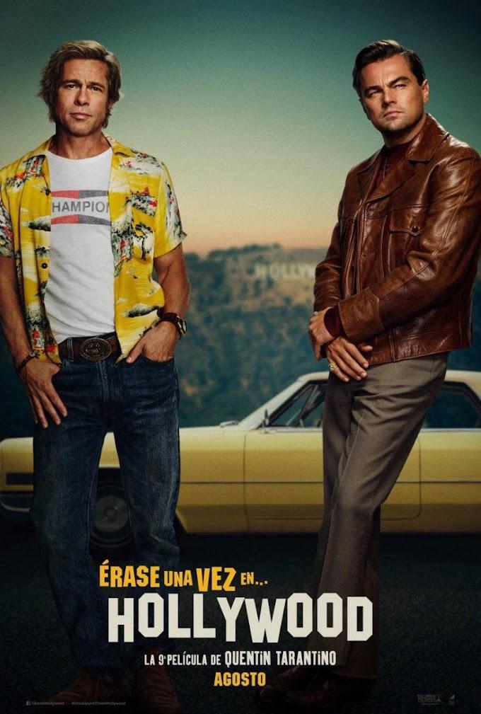 Estrenos de cine Septiembre: Érase una vez en... Hollywood