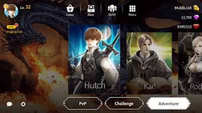 Dragon Raja Mobile Apk Mod (Unlimited Stars, Money, Coins) For Android - Jayawaru