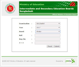 Education Board Result