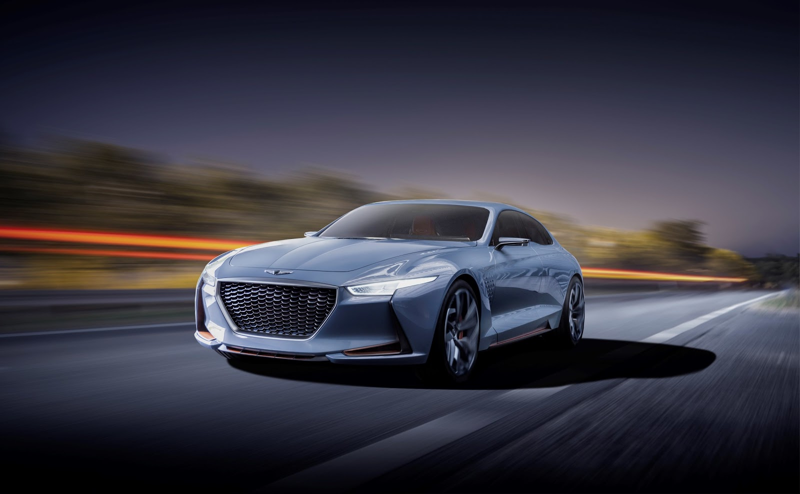Genesis định hướng sẽ là dòng sedan hạng sang cạnh tranh với S Class và 7 Series