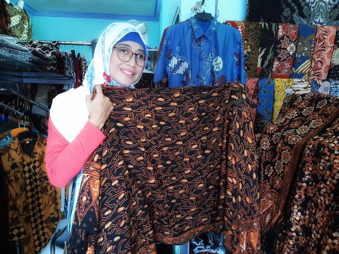 Berkunjung Ke Kampung Batik Semarang