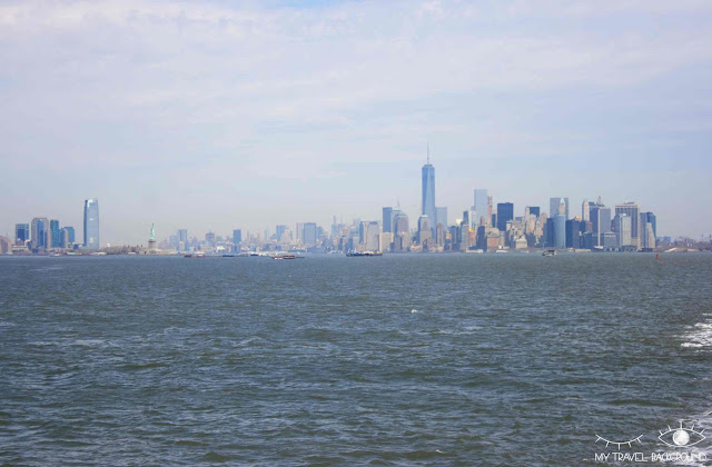 My Travel Background : Une semaine à New York - Staten Island Ferry
