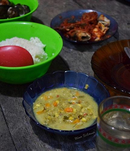 Bubur Pedas Tanjung Balai