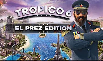 تحميل لعبة tropico 6 بحجم صغير