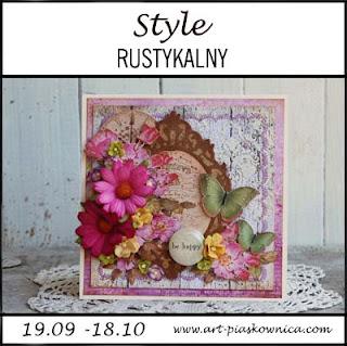 STYLE -rustykalny