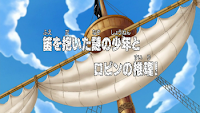 One Piece Episode 221