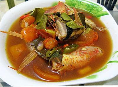 Resep ikan pindang Palembang, Ikan pindang patin, ikan pindang nila, resep masakan palembang, wisata kuliner,