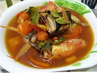 Resep Pindang Ikan Bumbu berkuah ala Palembang. Segar dan uenak tenan