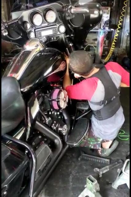 rekomendasi bengkel motor yang bagus di depok