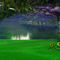 BigEscapeGames-BEG Escape from Fantasy Green Forest