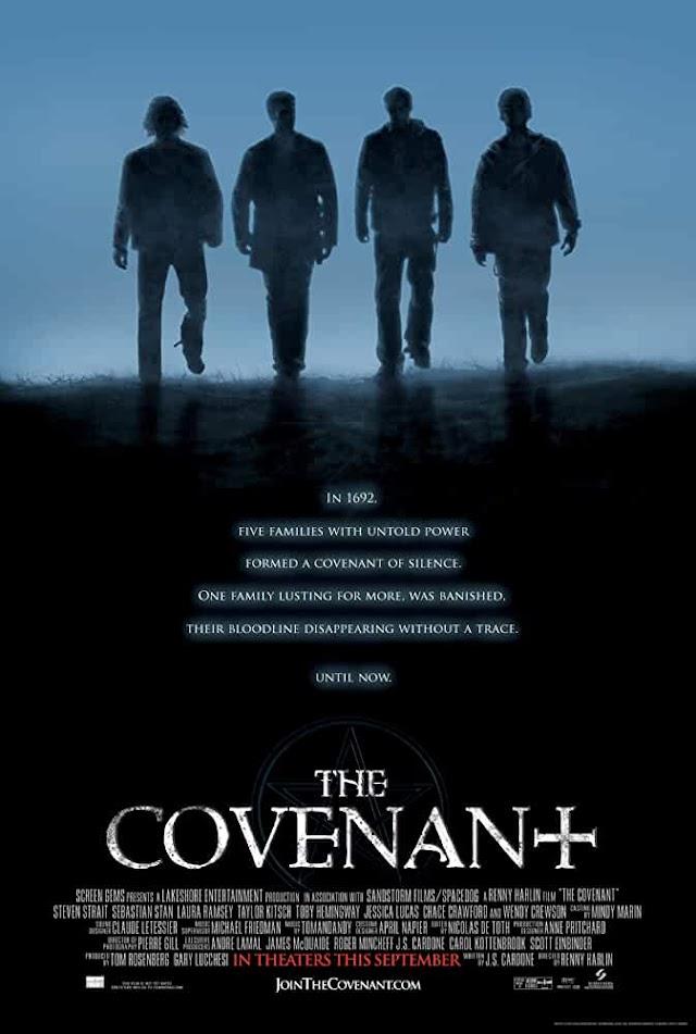 The Covenant 2006 x264 720p  BluRay Dual Audio English Hindi GOPI SAHI