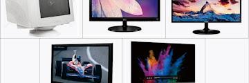 Penjelasan Cara Kerja Monitor CRT, LCD, LED, PLASMA, DAN OLED Lengkap