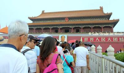 Città Proibita epiazza Tienanmen