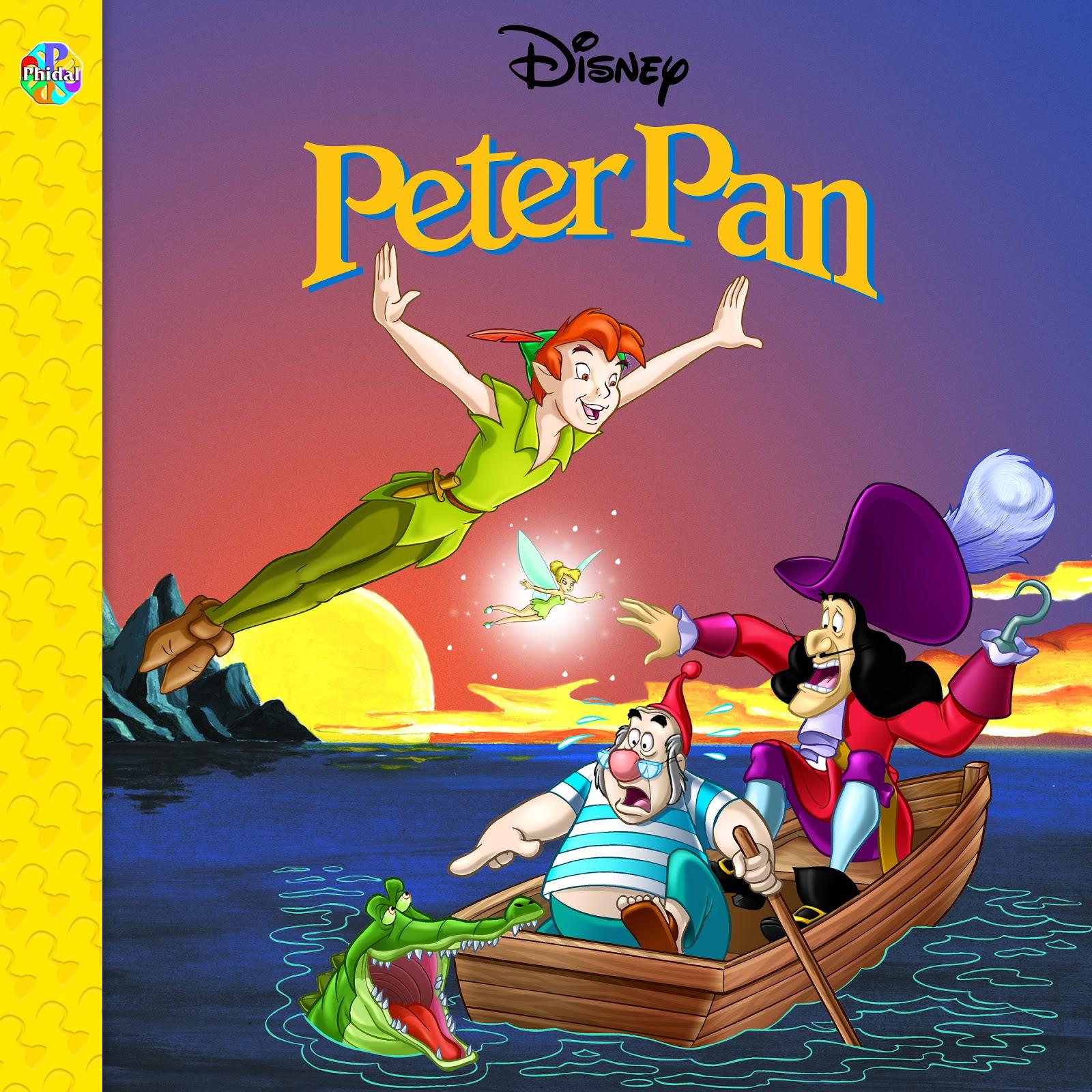 Growing With You Peter Pan Week