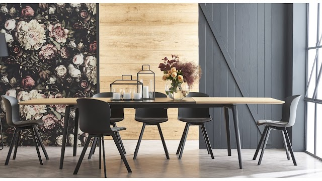 Modern Dining Room Designs with Super Stylish Dining Table Design Ideas