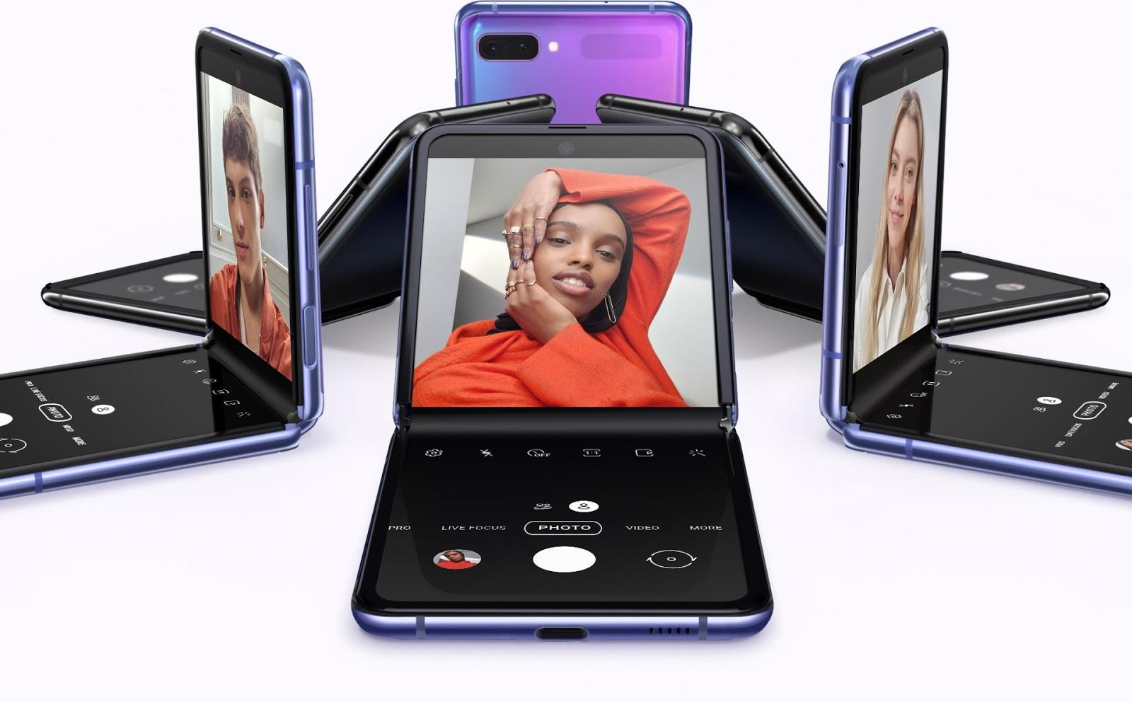 Nuovo Samsung Galaxy Z Flip | Video