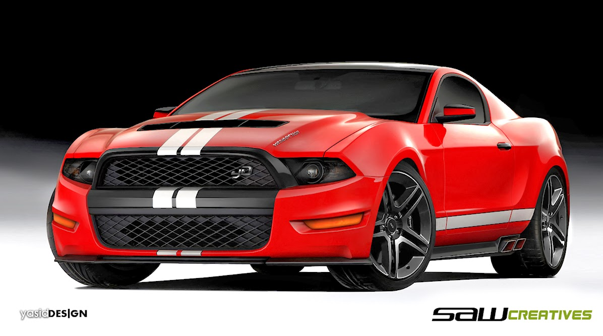 Mustang 2016 Concept Best Sports Car