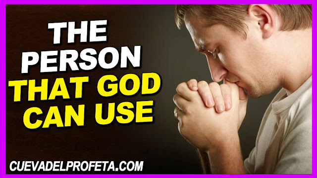 The person that God can use - William Marrion Branham Quotes