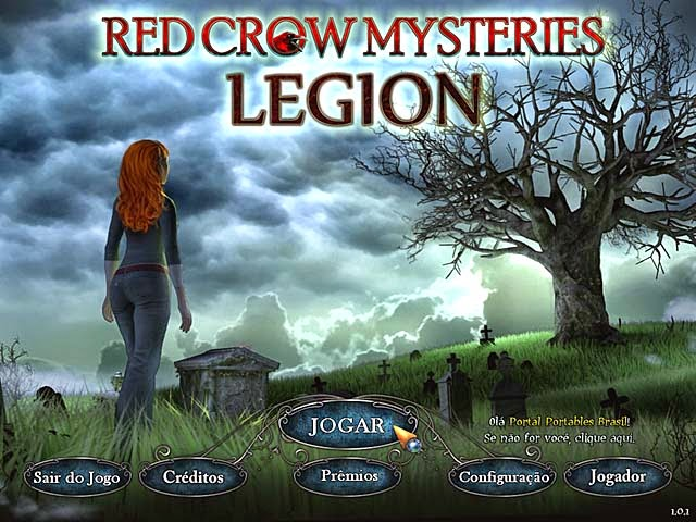 Red Crow Mysteries - Legion PT-BR Portable