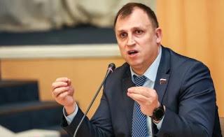 Депутат Вострецов СОЦПРОФ