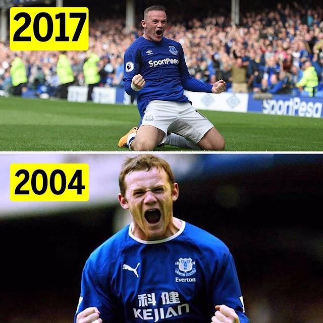 Na sua volta pra casa, Rooney decide e Everton vence na estréia após 4 temporadas