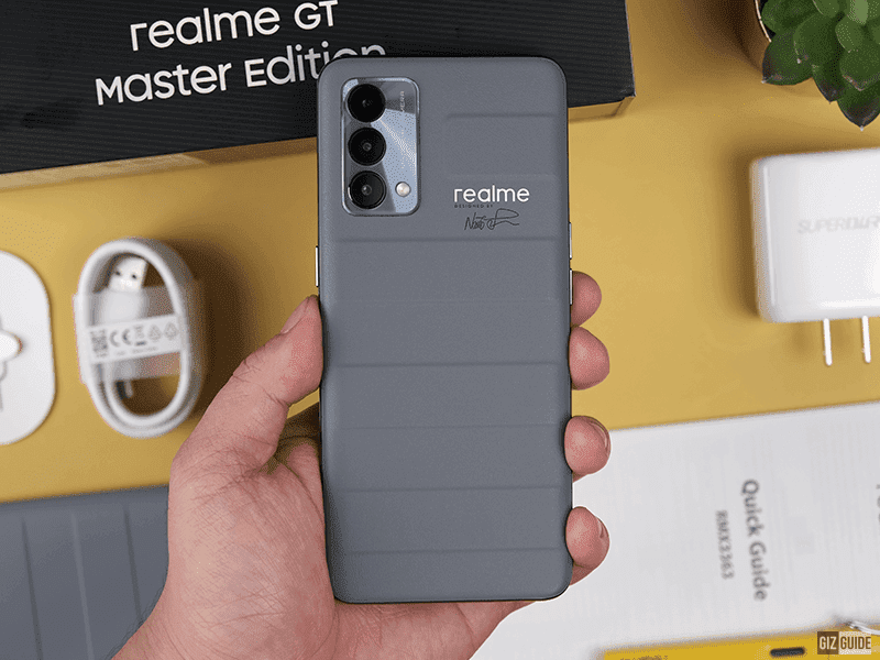 A new contender arrives: realme GT Master Edition is now official in the Philippines!