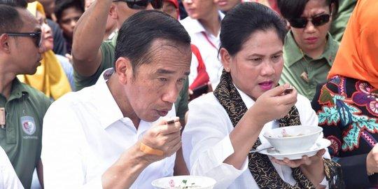 Kata Jokowi, Isu Presiden Tiga Periode Itu Bentuk Upaya Menjilat