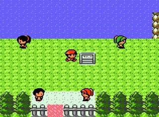 Pokemon Gold Sinnoh para GBC Lago Veraz