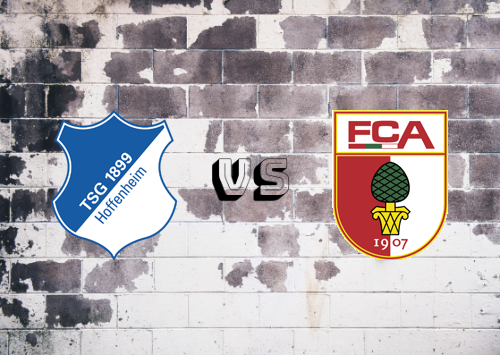 Hoffenheim vs Augsburg  Resumen