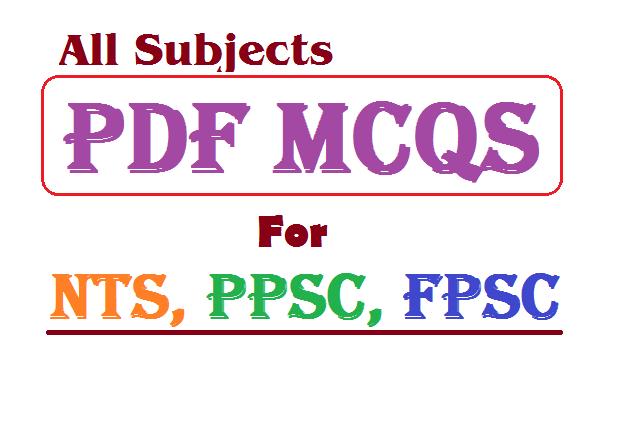 Latest Jobs: Test MCQs