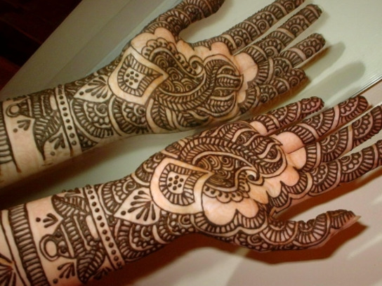 Mehndi Designs Collection For Girls