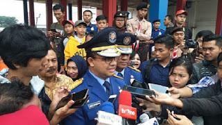 Gubernur Anies : 115 Orang di Jakarta dalam Pemantauan Terkait Virus Corona