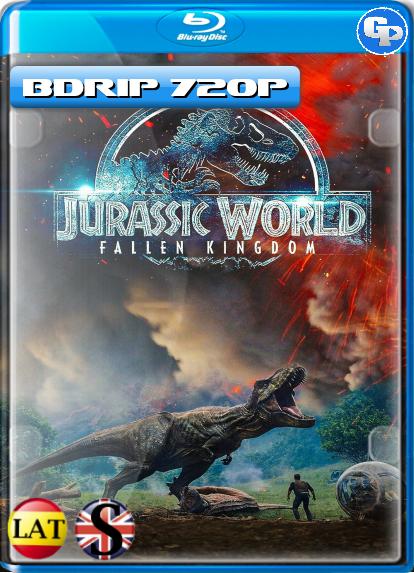 Jurassic World: El Reino Caído (2018) BDRIP 720P LATINO/INGLES