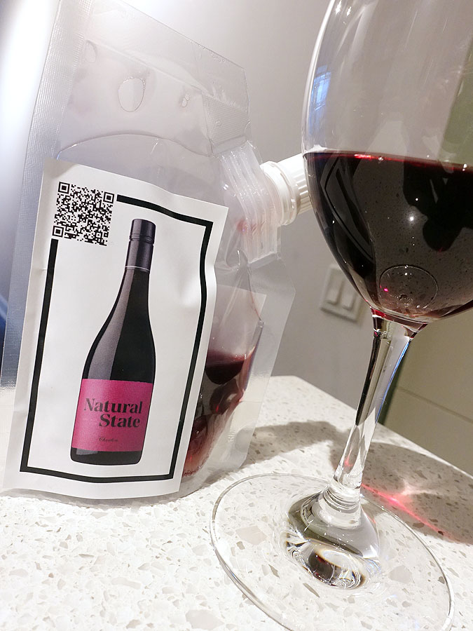Churton Natural State Pinot Noir 2019 (90 pts)