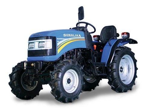 Sonalika ka chhota tractor photo
